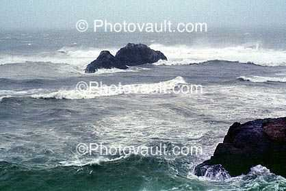 waves, Pacific Ocean, Rocks, turbulent, stormy, waves, rock, Rough Ocean, Turbulent Waves