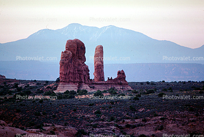 Mountains, Knob, Tower, butte, outcrop, HooDoo, Spire, Sandstone