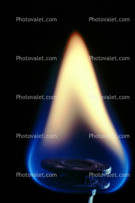 Stove burner, natural gas