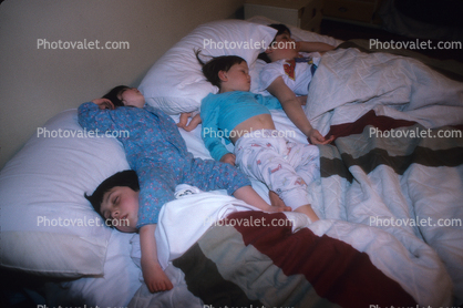 Children Sleeping, Boys, Slumber, Sleeping, Tired, Pillows, Boy, Male, Sleep, Blankets