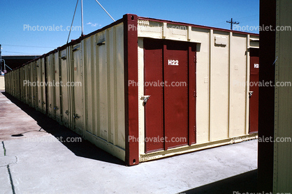long term storage, container