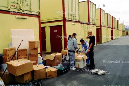 Long Term Storage, Boxes, Box