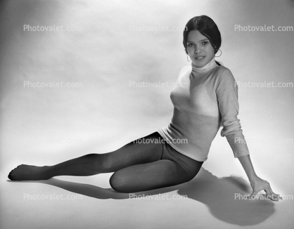Pantyhose photo art