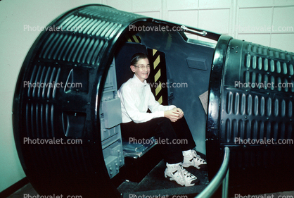 Mercury Space Capsule
