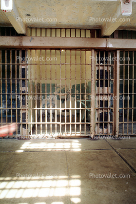 Jail Cell, Alcatraz Island