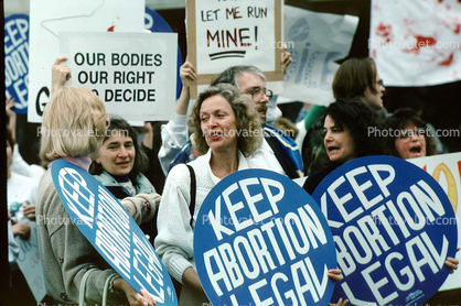 pro choice abortion rally
