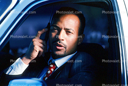 Man, Male, Phone, Limousine, Cell Phone, handheld device, talking, connected, connecting, cellphone, businessman
