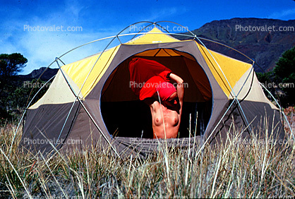 Geodesic Dome Tent & Geodesic Dome Tent Images Photography Stock Pictures Archives ...