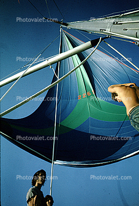 spinnaker of the Intuition