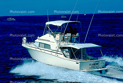 Fishing Boat, Deep Sea Fishing Boat
