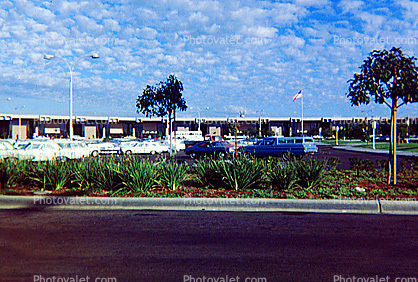 San Diego International Airport, (SAN), Cars, vehicles, 1969, 1960's