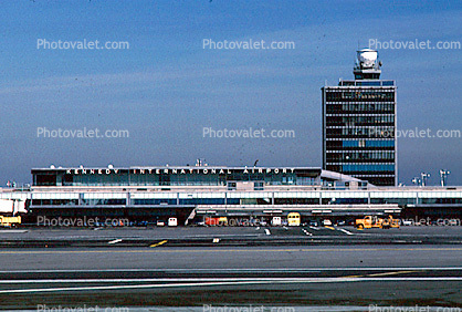 Terminal Buildings, Control Tower, 1988, 1980's