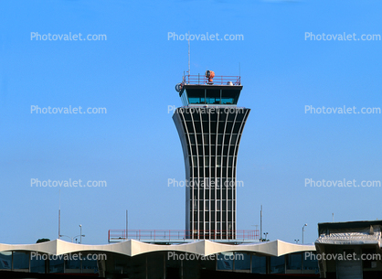 Austin-Bergstrom International Airport Control Tower