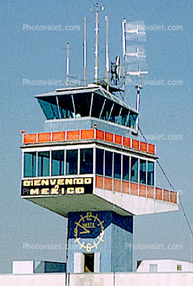 1953, Control Tower, 1950's