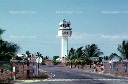 Control Tower, Puerto Escondido