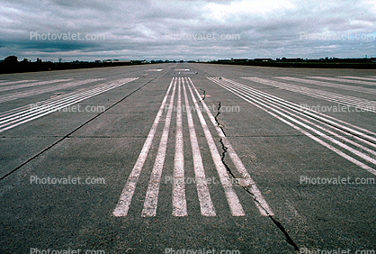 Downsview Airport, Toronto, Canada, Runway