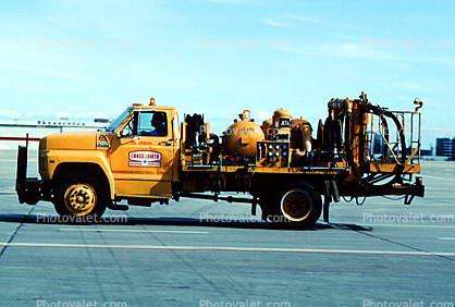 Consolidated Aviation Services, Truck, Ground Equipment