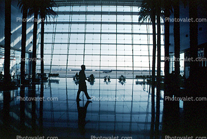 Terminal, Interior, Inside, Indoors, glass, window