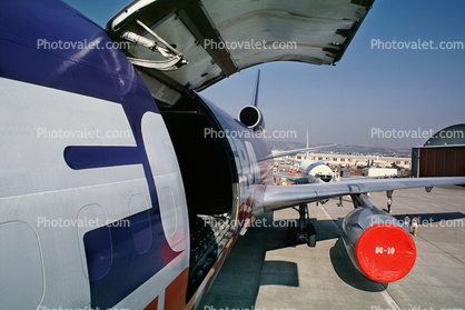 Cargo Door for FedEx DC-10 Aircraft