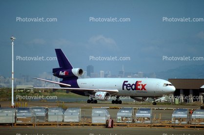 N68056, FedEx, Federal Express, Douglas DC-10F