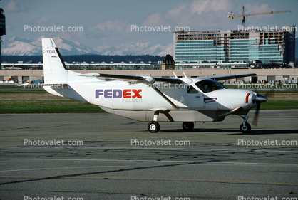 C-FEXX, FedEx, Federal Express, FedEx Feeder