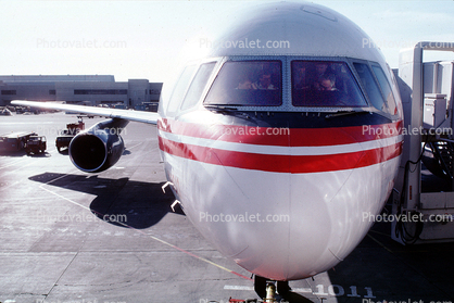 Trans World Airlines TWA, Lockheed L-1011, February 21 1984, 1980's