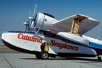 Catalina Airlines, Grumman Goose G21, N69263, Grumman Goose G21A
