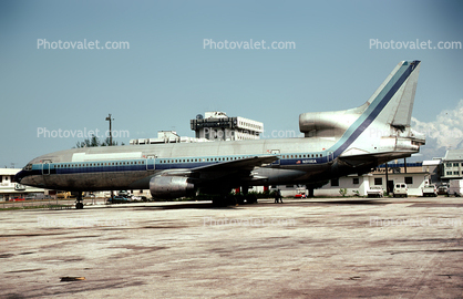 N319EA, Eastern Airlines EAL, Lockheed L-1011-1, RB211