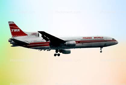 Trans World Airlines TWA, Lockheed L-1011-385-1, N31009, RB211