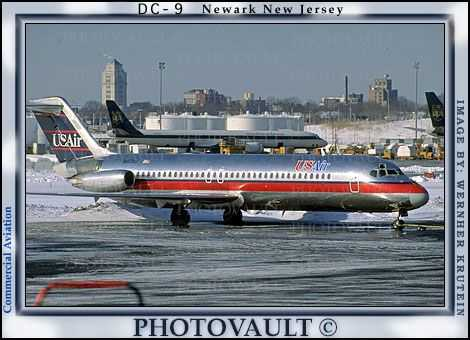 N919VJ, Douglas DC-9, US Airways AWE