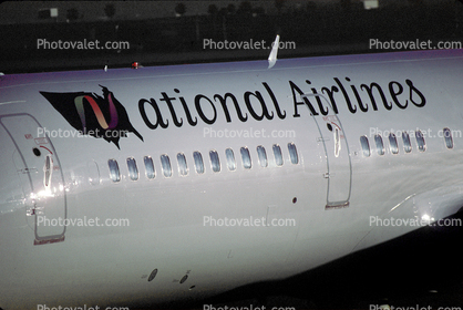 Boeing 757, National Airlines NAL