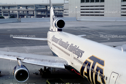 Lockheed L-1011, San Francisco International Airport (SFO), American Trans Air