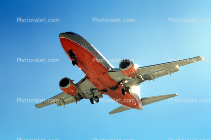 Boeing 737, Southwest Airlines SWA