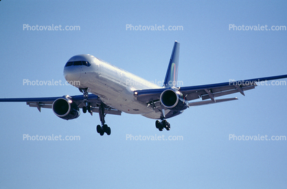 N523NA, Boeing 757-28A, National Airlines NAL, 757-200 series, RB211-535 E4, RB211