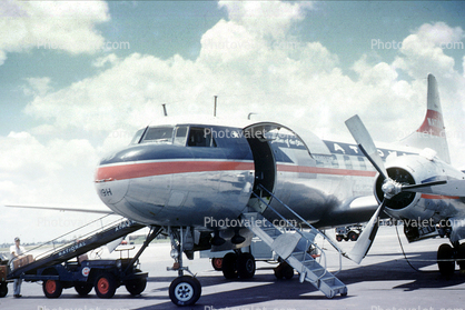 National Airlines NAL, 1950's