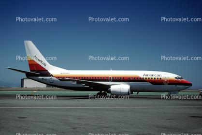 N309AC, Boeing 737-3A4, American Airlines AAL, 737-300
