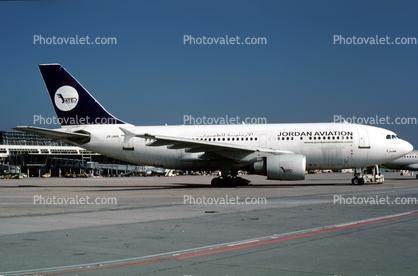 JY-JAH, Airbus A310-304, Jordan Aviation, CF6-80C2A2, CF6 Images