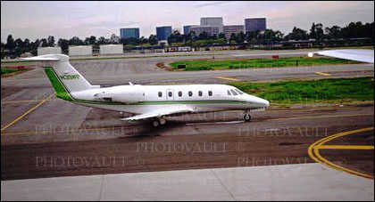 N39WP, Cessna 650 Citation III