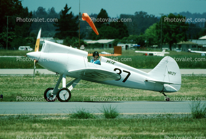 NR2Y, DGA-3 Howard Aircraft Corporation, Pete, low wing, race plane, 90-hp Wright-Gipsy engine