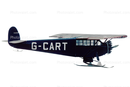 G-CART, Fairchild FC-2W-2