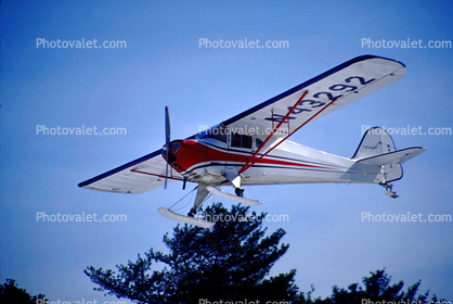 N43292, TAYLORCRAFT BCS12-D, Fixed Wing Single Engine Airplane, Aircraft