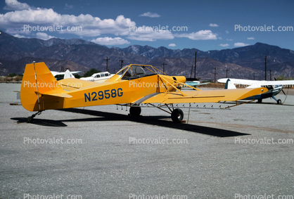 N2958G, Callair A-6, Crop Duster