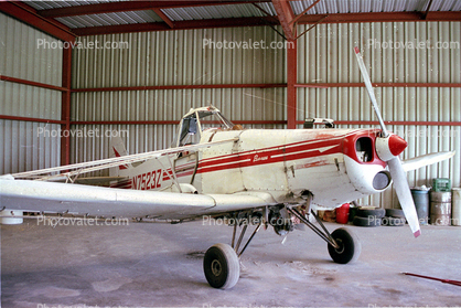 N75232, Piper PA28-151, Lycoming 0-320 , Crop Duster