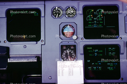 avionics, radar, instruments, Airbus A320 series glass cockpit