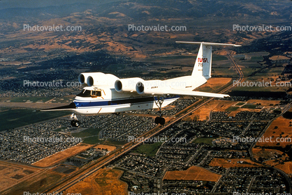 N715NA, C8-A Buffalo, QSRA, Quiet Short-haul Research Aircraft, NASA, 715
