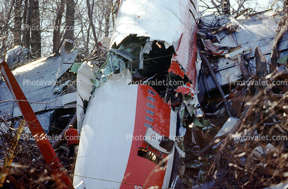 avianca flight 52 crash site