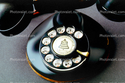 Dial Phone, Rotary
