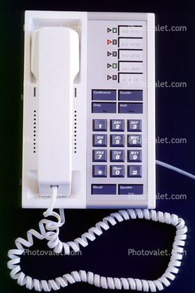 Keypad, Phone, Merlin System
