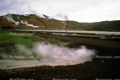 Geothermal Power, Steam