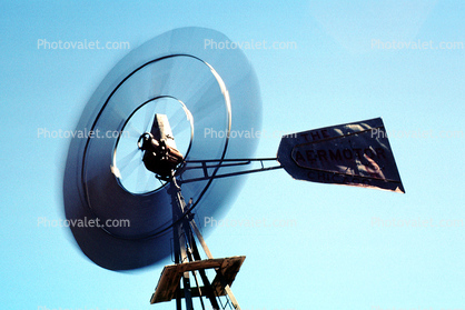 Altamont Pass, Spinning Blades, Eclipse Windmill